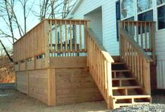 Horizontal Deck Skirting | Deck Options & Accessories                                                                                                                                                      More