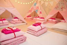 24 ideias para uma festa do pijama incrível