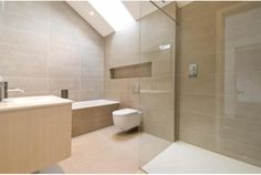Modern bathroom by Corebuild https://www.homify.co.uk/ideabooks/31110/coach-house-with-a-musical-past