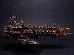 Battlefleet Gothic, Apocalypse-class Battleship 2