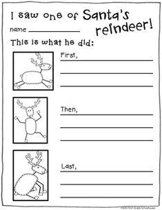 Christmas Activities Reindeer Edition by First Grade Schoolhouse | Teachers Pay Teachers