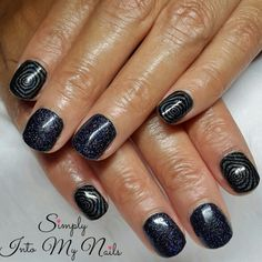 Gel II Midnight Black