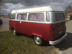 Volkswagen - Transporter T2 camper - 1974