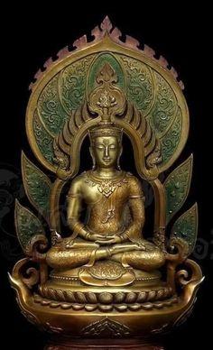 Amitabha Buddha, Statue, Art, Art Background, Kunst, Gcse Art, Sculpture, Sculptures