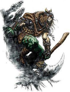 VALI – Filho de Odin, vivia obcecado pela dor que lhe causara a morte de Balder, de tal modo que não tinha sequer tempo para lavar as mãos ou pentear os cabelos.