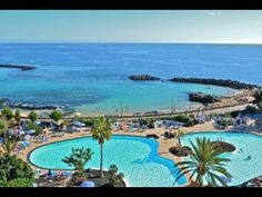 A hotel beside the beach in Costa Teguise, Lanzarote. Playa del Jablillo beach is at the back of the hotel. Beautiful hotel both . Lanzarote Hotels, Beautiful Hotels, More Pictures, Costa, Places To Visit, Scenery, World, Beach, Water