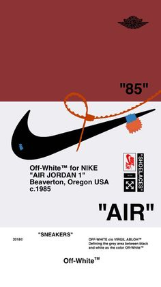 Offwhite X Nike Jordan 1 Phone Wallpaper iphone Sneakers wallpaper, Nike wallpap. Offwhite X Nike