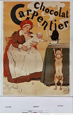 Chocolat Carpentier : [affiche] / H. Gerbault, 1895