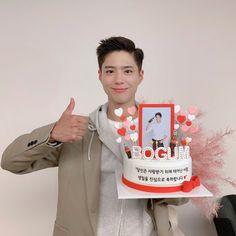 It's Your Birthday, Happy Birthday, Birthday Cake, I Wish You Happiness, Park Bo Gum, I Really Love You, Korean Actors, Thankful, Make It Yourself