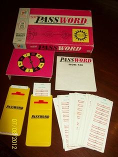 Remember playing this game? Check out this and other vintage stuff I have for sale on ebay.