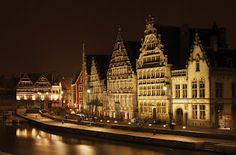 Turisme Fluvial a Flandes, Bèlgica