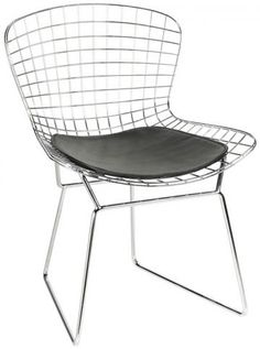 James Side Chair - industrial - dining chairs - by Home Decorators Collection
