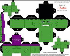 Caja Hulk