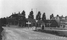Dordtsestraatweg Rotterdam (jaartal: 1950 tot 1960) - Foto's SERC Rotterdam, Netherlands, Holland, Barbecue, Memories, Taxi, Outdoor, Perspective, Google