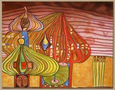 Hundertwasser.....