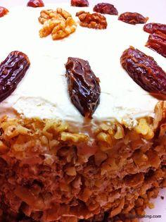 Easy Baklava Cake, #SundaySupper | Ninja Baking