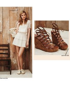 Joie Shoes, Dresses & Tops Lookbook | SHOPBOP