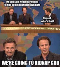 SNL. Weekend Update.