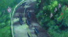 Ponyo (2008) - Animation Screencaps