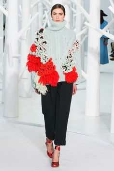 Delpozo - Fall 2015 Ready-to-Wear