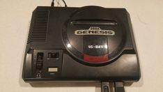 Sega Genesis 16 Bit Console with 15 games & 2 controllers - Ready to Play!  | eBay