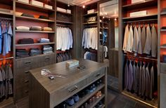 West Chelsea Residence contemporary closet