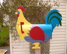Decorative Unique Mailboxes  decomailboxes.com