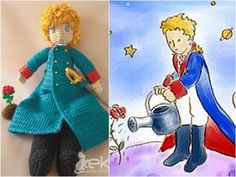 DIY Free Crochet Pattern for The Little Prince