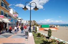 Torremolinos, Spain this was a very beautiful vacation place.
