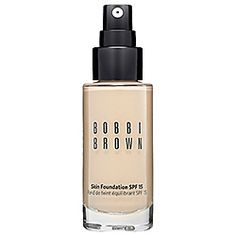 Bobbi Brown Skin Foundation SPF 15 Alabaster 00 (Possible next foundation to try)