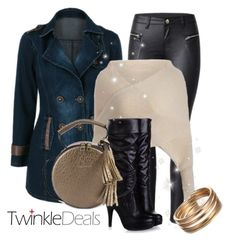 """SHOP - Twinkledeals"" by ladymargaret ❤ liked on Polyvore"