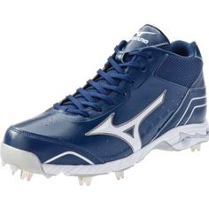 Mizuno 9-Spike Advanced Classic 7 Mid Baseball Cleats Mizuno. $89.95
