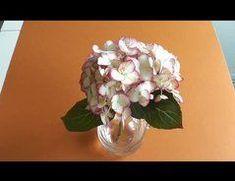 herbst deko hortensienbl ten in der gugelhupf form 8 fall pinterest hortensien garten. Black Bedroom Furniture Sets. Home Design Ideas