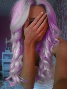 color curls