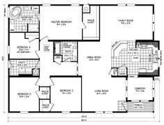 Clayton homes i house floor plans