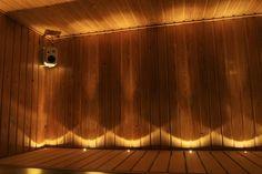 Saunan valaistus: LED valot - Ohituskaistalla