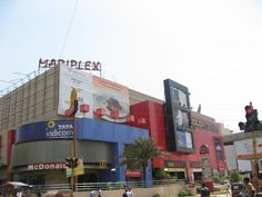 Mariplex Mall is the shopping malls with food court in Pune and consists of Gold Ad Labs Multiplex within itself.