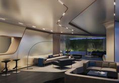 Interior: Zaha Hadid's 520 West 28th in New York
