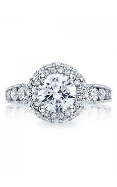 Tacori HT2521RD75 | Baribault Jewelers