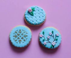 Mis galletitas decoradas https://www.facebook.com/conmanosenmasa