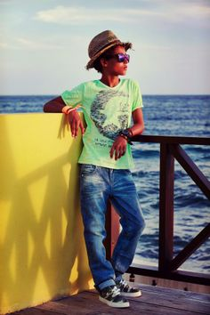 vingino  --- Dylan at the beach love this look