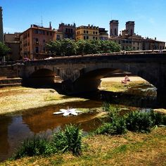 Pont de pedra, Girona Mansions, Iphone, House Styles, Home Decor, Luxury Houses, Interior Design, Home Interior Design, Palaces, Mansion