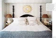Elements of Style Blog | Currently Loving: Spindle/Spool Beds | http://www.elementsofstyleblog.com