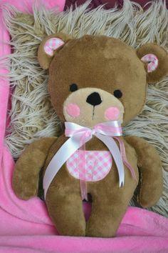 Szundi-mackó - az ölelőtárs Teddy Bear, Toys, Amigurumi, Teddybear, Games, Toy, Beanie Boos
