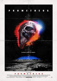 prometheus movie poster circa late 70's by signalstarr, via Flickr