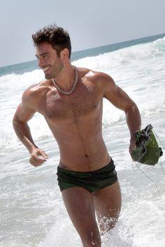 Naked Brazilian Man 86