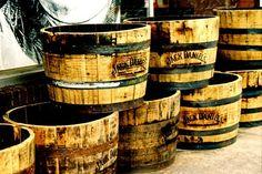 Jack Daniels Whiskey Barrels  4x6 Fine Art Print on Etsy, $1.00