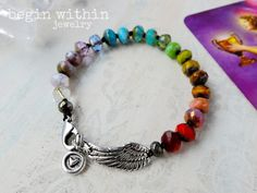 Angel bracelet by Be