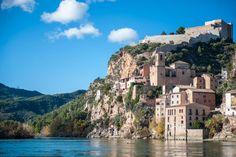 Miravet, en Tarragona - Destinos para una Semana Santa en contacto con la naturaleza