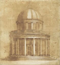notizie  G.M.  guido michi: Federico Barocci, Tempietto di San Pietro in Monto...